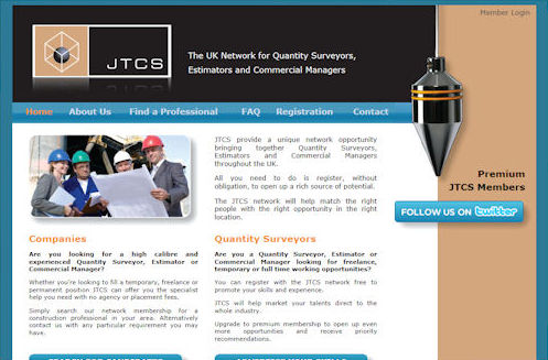 JTCS Website Design